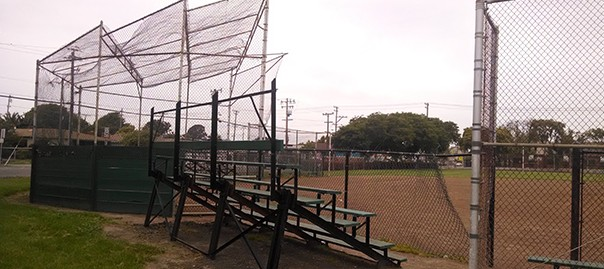 The Oakland A's are reportedly funding the renovation of the rundown baseball field at Richmond's Martin Luther King Jr Park.