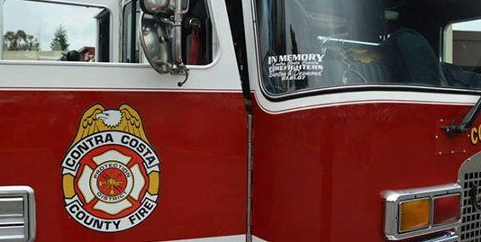 58-year-old man dies in El Sobrante house fire