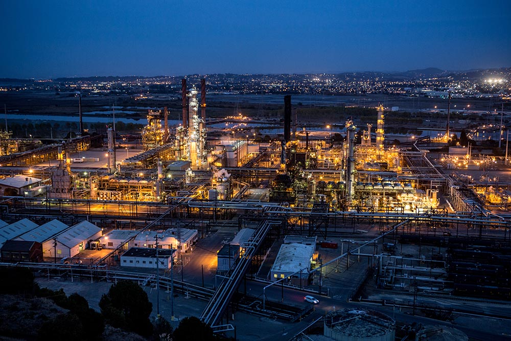 Update regarding flaring activity at the Chevron Richmond Refinery