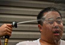 Weekend heat wave prompts county health warnings