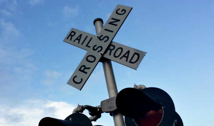 One injured in train vs. auto collision in Richmond