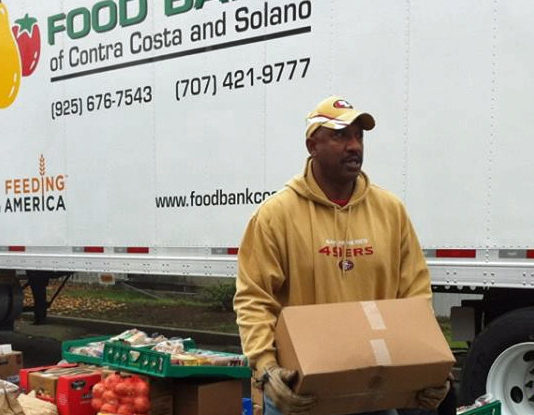 Food bank to host giveaway event at Richmond Ferry Terminal