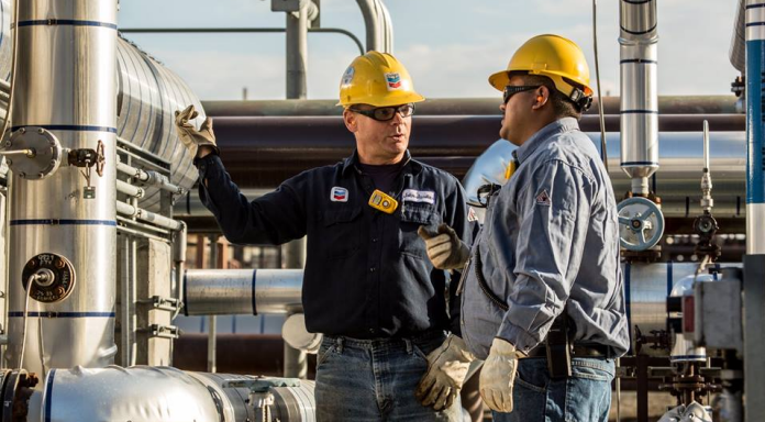 Chevron Richmond Refinery accepting applications for Operator Trainee and Maintenance Trainee positions