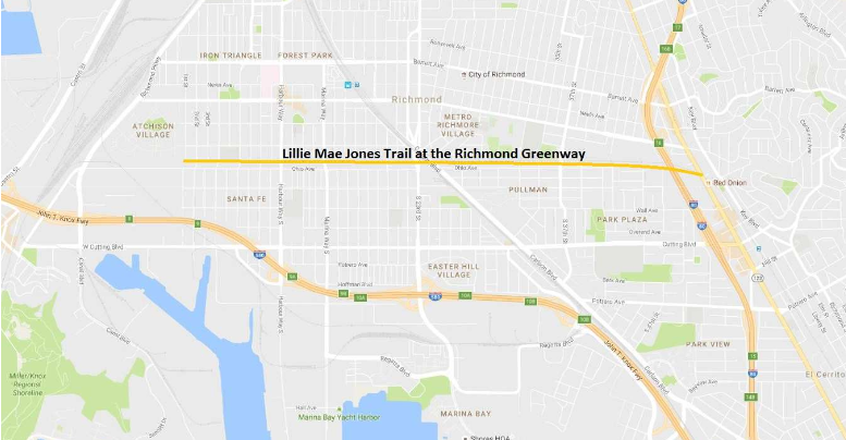 Richmond council to consider renaming Richmond Greenway after Lillie Mae Jones