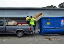 San Pablo residents can get rid of old stuff at Dumpster Day on May 13