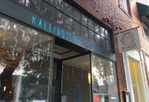 Kaleidoscope Coffee set to open renovated backyard next month