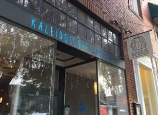 Kaleidoscope Coffee set to open renovated backyard next month