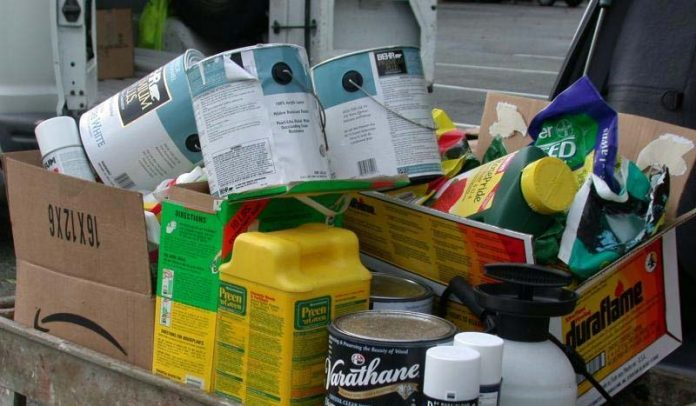 Richmond to hold free, one-day household hazardous waste collection event