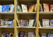 The Shops at Hilltop open pop-up children's bookstore