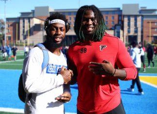 A Richmond reunion at UCLA