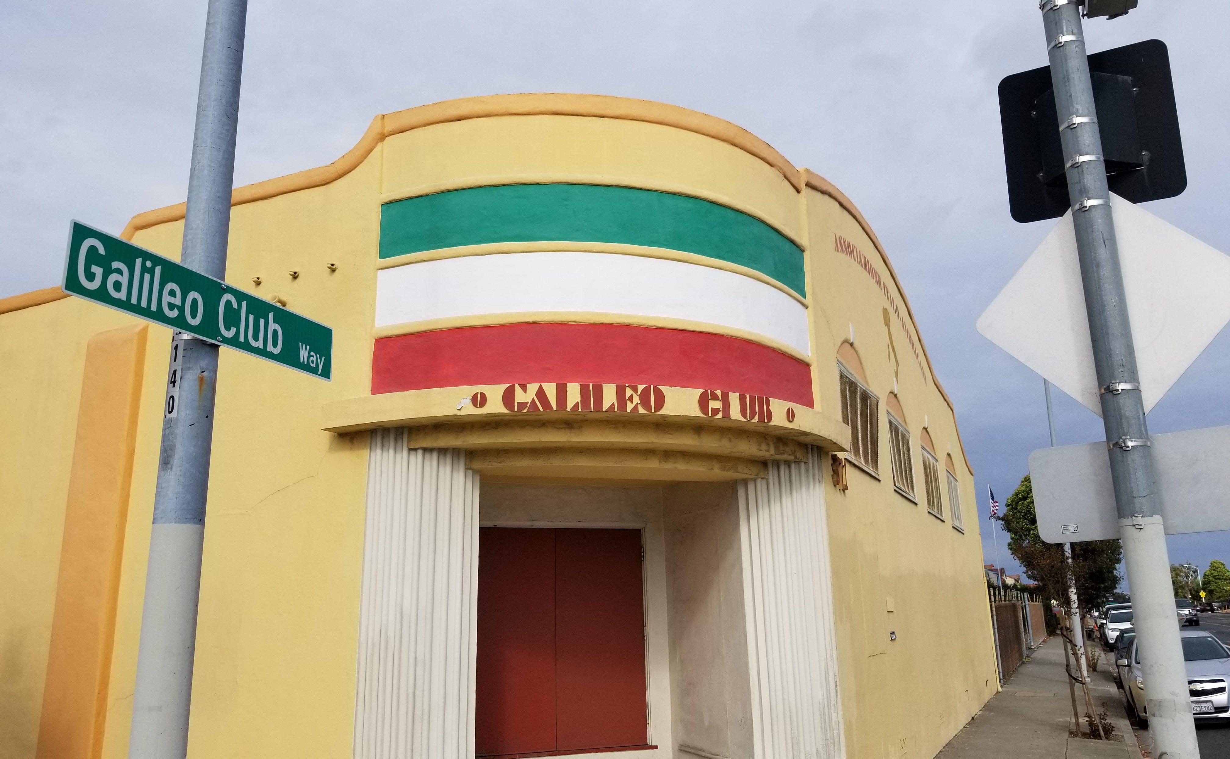 Galileo Club bridges the gap between past and future