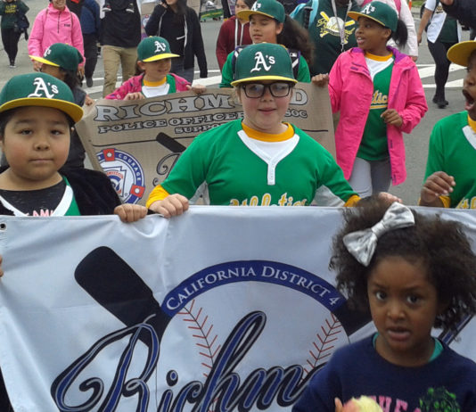 Volunteers needed to clean up Richmond Little League fields