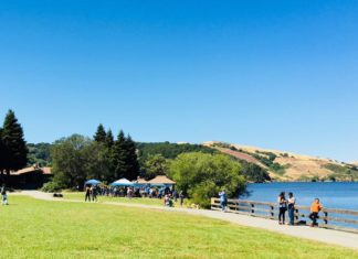 San Pablo Reservoir to reopen for boat launches, shoreline fishing