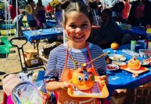 St. David's festival ushers in fall, funnel cake and fun