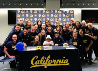 Richmond girl, 9, joins Cal Bears water polo team