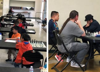 Competitors at Richmond chess tourney range in age from 6 to 78