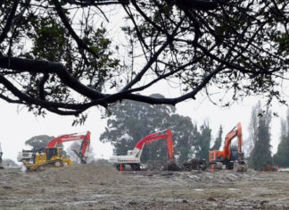 "By Mike Kinney In recent weeks, local residents have watched daily as construction crews worked to demolish the shuttered Doctor's Medical Center at 2000 Vale Road in San Pablo. So what's next for the 8.5-acre site? Expanded casino parking. The Lytton San Pablo Casino and Lytton Band Pomo purchased the property for $13.5 million in order to expand the casino's parking capacity from X surface slots to 1,000. The new expanded lot is expected to be completed in early 2020, according to Doug Elmets, a spokesman for the casino. The additional parking will benefit the neighboring community, said Elmets, as customers will park in the casino lot rather than in adjacent neighborhoods. ""It is ideal to have the ability to park on Casino property,"" Elmets said. Ample casino customers means ample revenue for the city of San Pablo. Over 50-percent of the city's general fund operating revenue comes from the casino. ""The Lytton Casino San Pablo values being an economic asset to the City of San Pablo,"" Elmets said. Originally known as Brookside Hospital, Doctors Medical Center closed in April 2015 after 61 years in service due to financial struggles. The hospital had served many of the community's uninsured and underinsured."