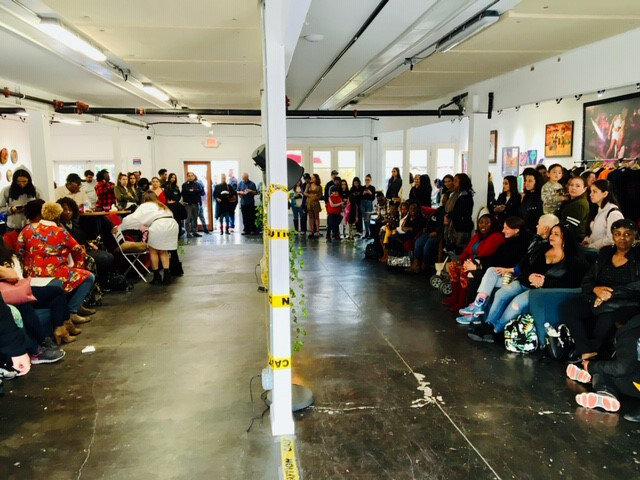 Fashion Expo Standsaur : Fashion show in richmond 'includes all standard