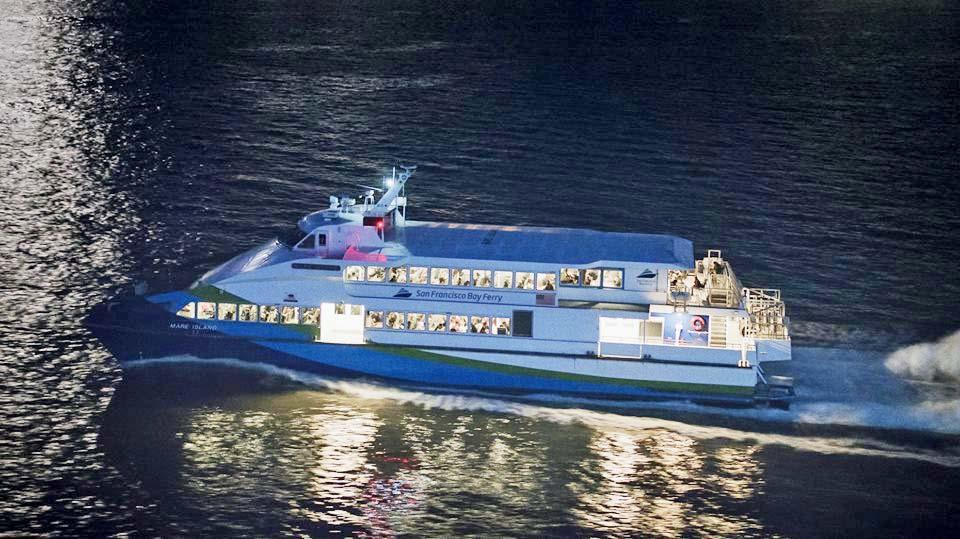 Richmond ferry service launches Jan  10 | Richmond Standard