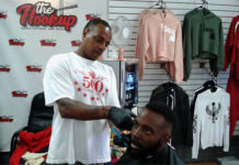 Locals hooked up at new Richmond barber shop