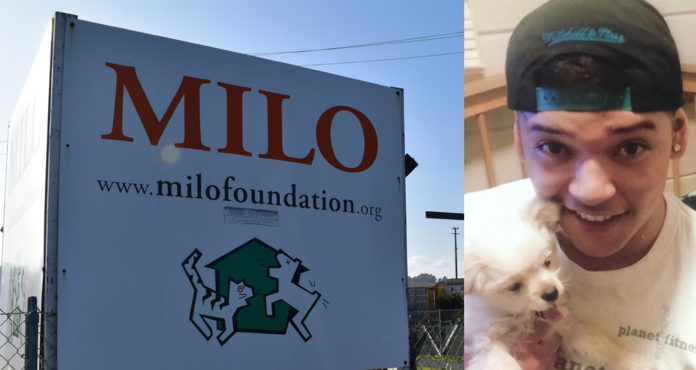 Memorial to slain Richmond teen headed to Milo Foundation