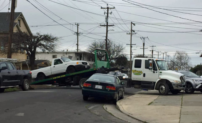 Richmond police address abandoned cars in Sante Fe neighborhood