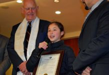 Skating great Alysa Liu one of four honored at Richmond State of City