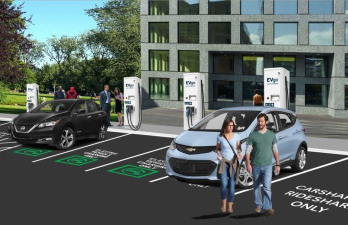 2 fast-charging hubs for electric vehicles coming soon to Richmond