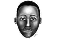 RPD releases sketch of homicide suspect