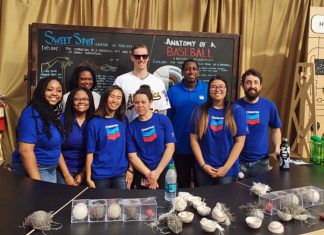 Oakland A's, Chevron hit home run for STEM education
