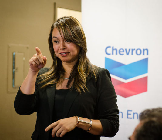 Dr. Mayra Padilla of Contra Costa College (photo above) about the importance of college and life experiences. Padilla received her PhD in Neuroscience from U.C. Berkeley and was a lead researcher at Stanford for a time before becoming an educator.