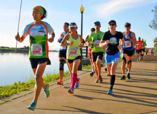 Runners eyeing Victory on Richmond waterfront Saturday