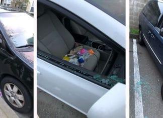 24 cars vandalized near Richmond Village Apartments this morning