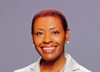 DA Becton honored as 2019 Woman of the Year by state senator