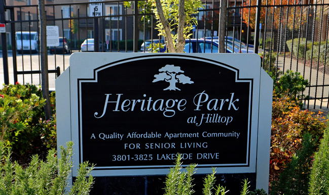 Heritage Park at Hilltop to host annual Community Yard Sale