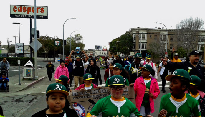 Richmond Little League Opening Day Parade set for Saturday
