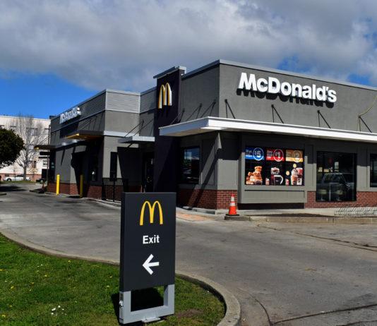 Richmond McDonald's facelift nears completion