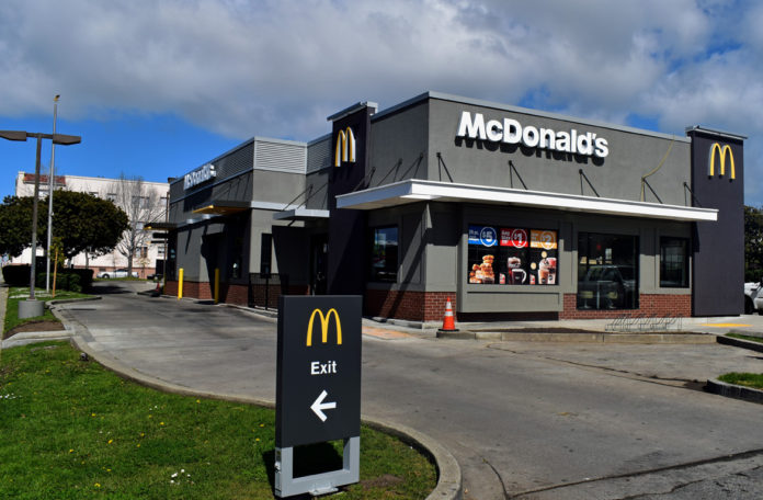 Richmond McDonald's facelift nears completion