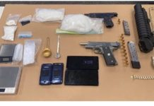 Joint police operation seizes meth, cocaine, grenade launcher in Richmond
