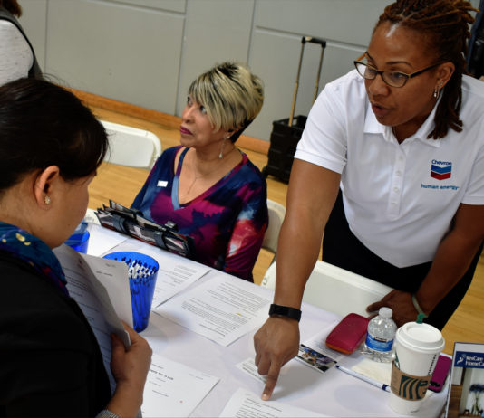 Contra Costa College career fair attracts over 50 employers