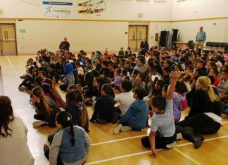 National Library Week inspires pilot program at San Pablo schools