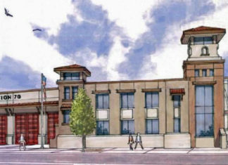 Groundbreaking ceremony set for new 23rd Street fire station