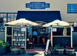 Café Gran Milan a little slice of Italy in Richmond
