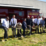 New Fire Station 70 dedicated to fallen firefighters