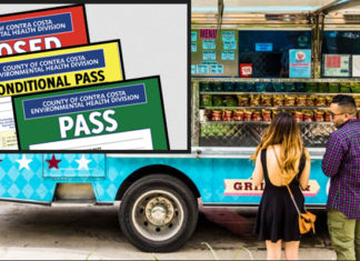 Health inspection signs coming to Contra Costa food trucks