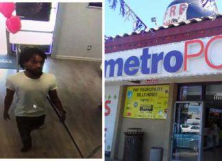 Man snatches iPhone XS Max from Richmond MetroPCS
