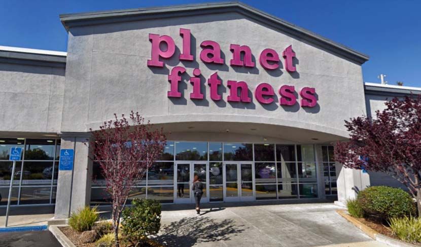 Teen Fitness Challenge at Planet Fitness