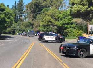 El Sobrante roadway temporarily closes due to police activity