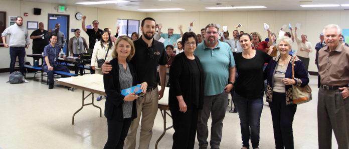 Rotary Club gifts Amazon gift cards to Pinole Valley High teachers
