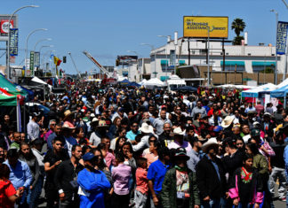 Another epic 23rd Street Cinco de Mayo Festival
